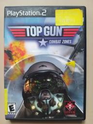 Top Gun Combat Zones (PS2) ORIGINAL <br>