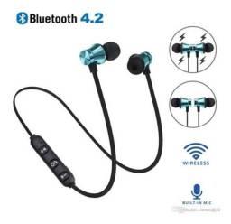 Fone Bluetooth XT11 Magnético - R$26,00
