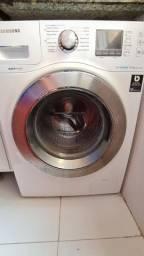 Título do anúncio: Máquina de lavar 10,1 Kg, Samsung modelo WF106U4SAWQ