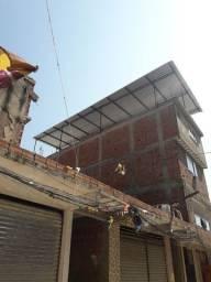 Telhado galvanizado
