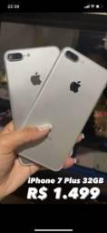 Título do anúncio: iPhone 7 Plus 32GB Seminvo
