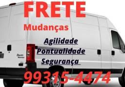 FRETE MUDANÇA