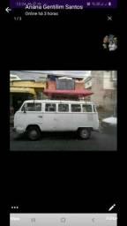 Kombi Standard ou troco carro