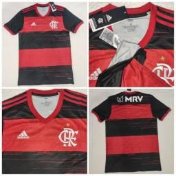 Camisa Flamengo Original 2020/2021 Nova e na Etiqueta