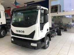 Iveco Tector 9-190 0km 2022 Chassi Baú Carroceri