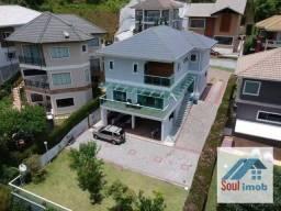 Casa com 3 dormitórios à venda, 269 m² por R$ 2.000.000,00 - Parque do Imbui - Teresópolis