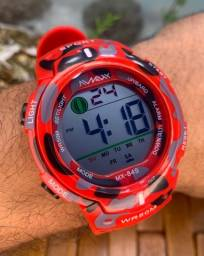Relógios camuflado a prova dágua