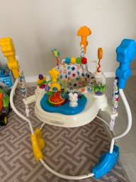 Título do anúncio: Jumper 360 Graus com Brinquedos Star Baby