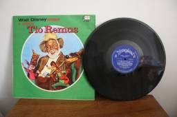 Lp - Walt Disney - A Estória De Tio Remus - Raridade De 1957