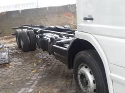 Mercedes Benz Atego 2425 6cc injetado Truck, Alongado - 2005
