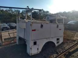 Carroceria para caminhonete manutenção energia