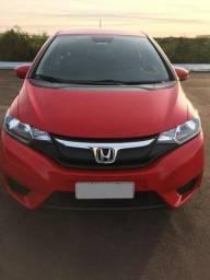 Imperdível: única dona! Honda Fit LX 1.5 16V 5p 2015 automatico - 2015