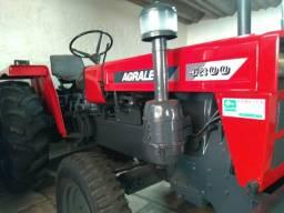 Trator Agrale todo revisado Modelo 4200
