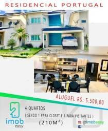 Alugo portugal 3 suites + escritório (mobiliada)