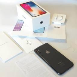 IPhone X completão / Impecável