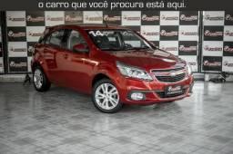 Gm - Chevrolet Agile 1.4 Ltz ( Muito Novo ) - 2014