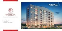 PRONTO PRA MORAR!!! Apartamento Parque Jardins, Jardins de Valência com 3 dormitórios à ve