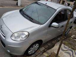 Nissan March 1.6 Completo 2012 R$ 2.500+698,00 Mês - 2012