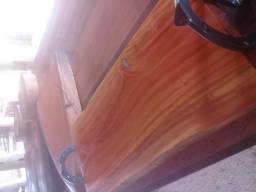 Tábuas de corte/Bandejas rústicas com alça de ferradura