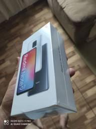 Note 9 Pro branco 64gb LACRADO