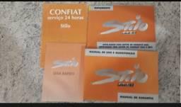 Manual Do Proprietário Fiat Stilo Original 2003 2004 2005
