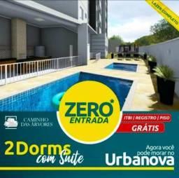Y Sem entrada Sua chance de morar no Urbanova R$199.900