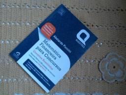 Vendo livro de matemática financeira para concurso