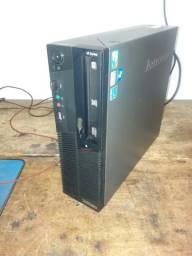 CPU Lenovo Trinkcentre M90 Core I3 4gb memória hd 500g Windows 10 pro original comprar usado  Contagem