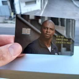 Películas protetoras para cartões