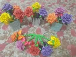 Caneta Rosas