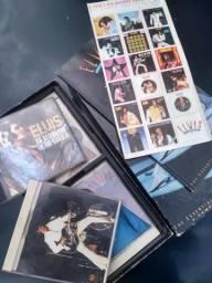 Relíquia coleção Elvis Presley