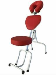 Cadeira para Maquiagem e Designer de Sobrancelhas