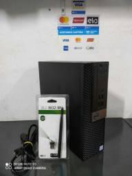 Desktop Dell OptiPlex 3040 Core i3+8GB Ram+HD500GB+Wi-Fi-Entregamos
