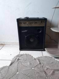 Caixa amplificada Master Mu200