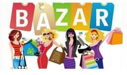 Roupas para bazar
