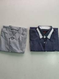 Camisas Masculina tamanho M e G