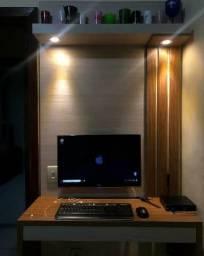 Painel com iluminação LED sob encomenda. 10x sem juros