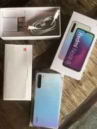 Xiaomi Redmi Note 8 Moonlight White
