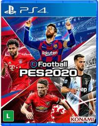 Pes 2020 PS4 para sair logo