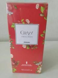 Perfume Crazy Boticário Lacrado