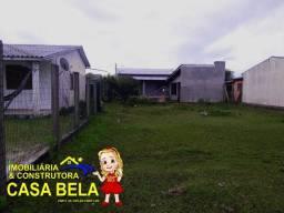 Medindo 12x25 metros * Casa Bela