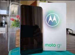 Vendo Motorola g8 branco prisma 64 gigas ou troco por outro celular