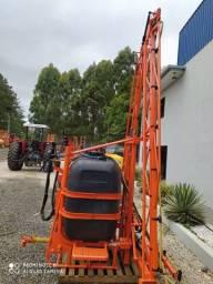 Pulverizador jacto 600 LTS Barras Hidráulica