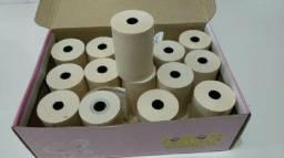 Bobinas para impressoras térmicas (Medidas 79mm x 40m)