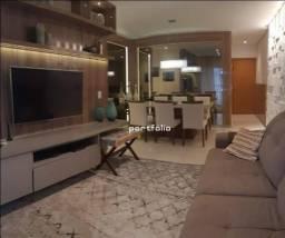 Apartamento com 3 dormitórios à venda, 84 m² por R$ 480.000,00 - Santa Mônica - Uberlândia