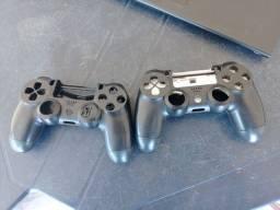 Carcaça de controle PS4