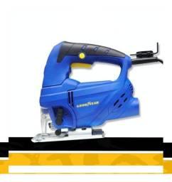 Serra Tico Tico Profissional 600w 3000 Gpm Azul 220V