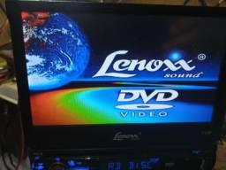 Dvd retrátil lenoxx top leia a descrição