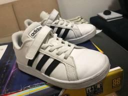 Tênis Adidas top infantil