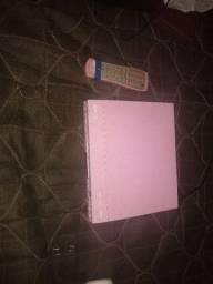 Dvd rosa 65 reais